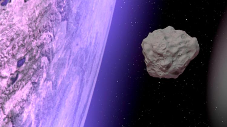 Objetivo: desviar asteroides para que no impacten contra la Tierra