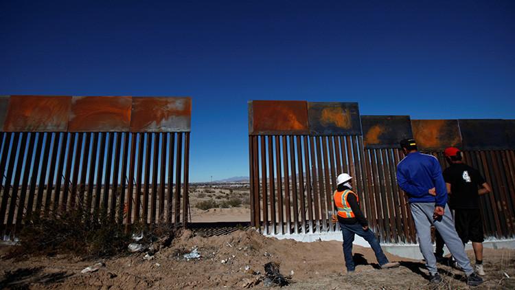 EE.UU. pone plazo a la finalización de la construcción del muro con México iniciada por Bill Clinton