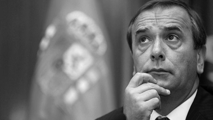 Fallece José Antonio Alonso, exministro socialista de España, a los 56 años de edad