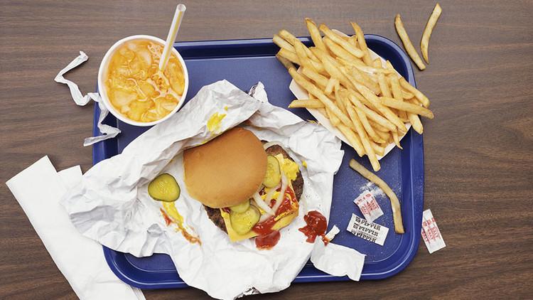Los envases de comida rápida son cancerígenos