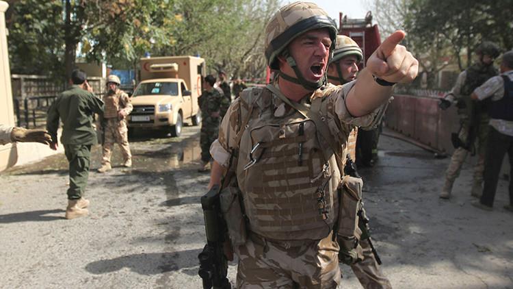VIDEO: Revelan los momentos previos a un asesinato cometido por un soldado británico en Afganistán