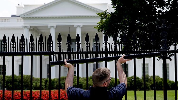 Así será el nuevo 'muro' de la Casa Blanca de Trump