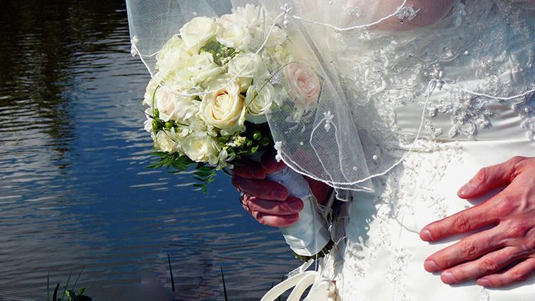 Amor a primera vista: la conmovedora historia de una novia que se compromete a los 106 años (FOTOS)