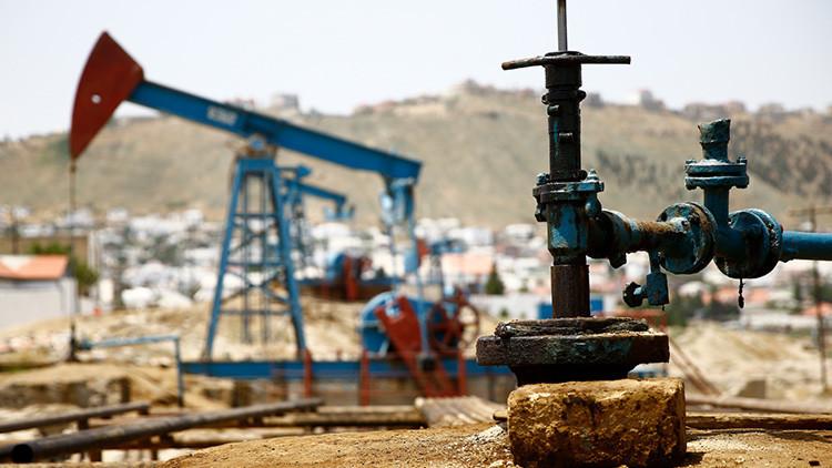 El petróleo Brent sube un 59% por las nuevas sanciones de EE.UU. a Irán