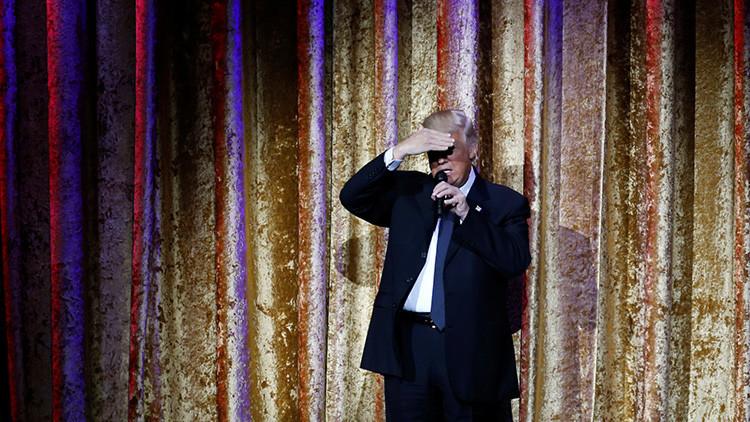 ¿A quién sigue Donald Trump en sus cuentas de Twitter?