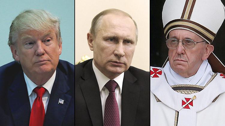 Movimiento tectónico geopolítico: ¿un nuevo triángulo de poder a la vista?