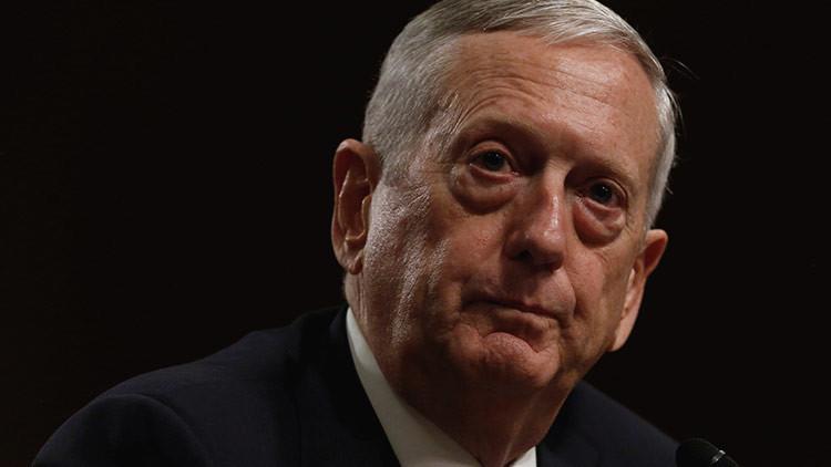 """Secretario de Defensa de EE.UU.: """"Irán es el mayor patrocinador del terrorismo"""""""