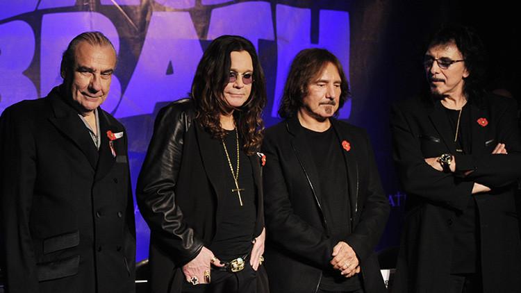 Los pioneros del heavy metal: Black Sabbath abandona definitivamente los escenarios