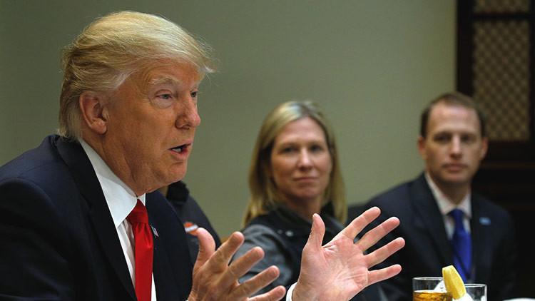 Trump revela las consecuencias de la cancelación de su decreto migratorio