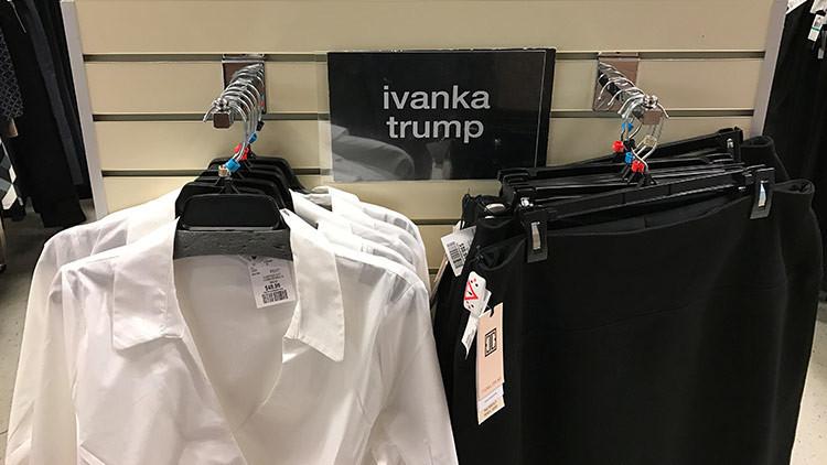 ¿Efecto dominó? Otra cadena de almacenes deja de vender productos de Ivanka Trump