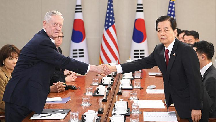 Washington y Seúl inventan un modo de cooperación ante las tensiones en la península Coreana