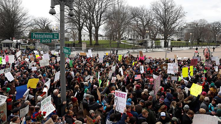 Corte de apelaciones de EE.UU. rechaza solicitud de Trump sobre la 'prohibición musulmana'