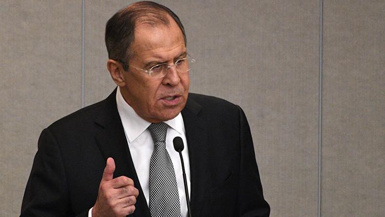 """Lavrov: """"Revertir el daño de Obama en las relaciones de Rusia y EE.UU. requerirá un gran esfuerzo"""""""