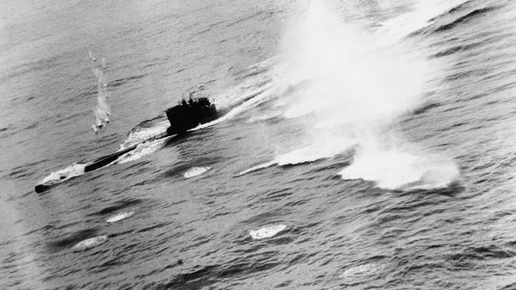 Hallan un legendario submarino alemán de la II Guerra Mundial en las Azores