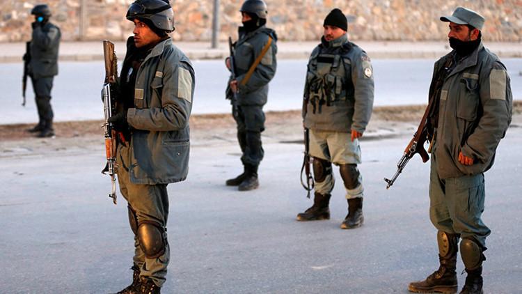 Eliminan en Afganistán a 54 combatientes talibanes