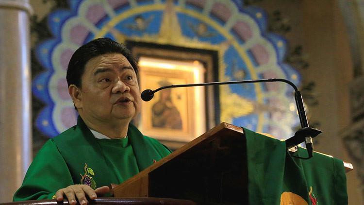 """Iglesia católica filipina: Duterte ha creado un """"reinado del terror"""" contra los pobres"""