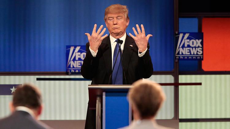 """""""Lo que hace Trump no tiene precedentes en la cultura política de EE.UU."""""""