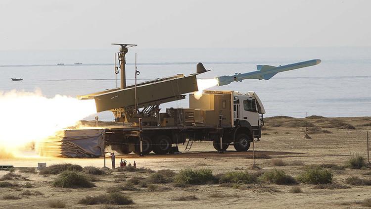 """""""Solo necesitan 7 minutos"""": Irán podría arrasar la base naval de EE.UU. en Baréin"""
