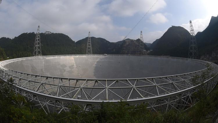 China busca inteligencia extraterrestre y crea un peligro para la Tierra