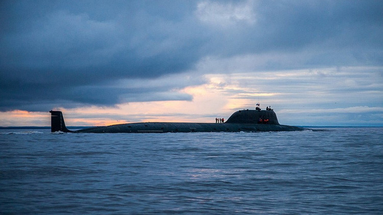 Noruega se preocupa por la dificultad para detectar los submarinos rusos