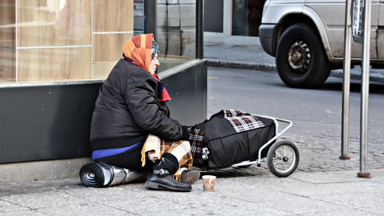 Una ciudad italiana pide a sus habitantes que dejen de dar limosna