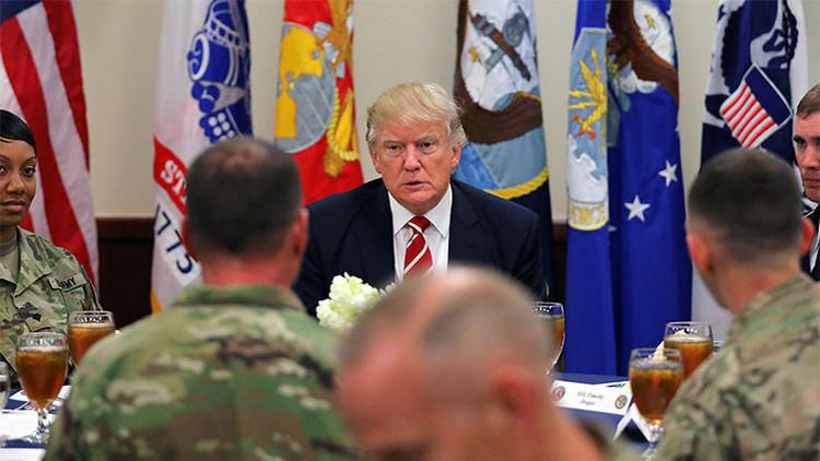 Trump desea que todos los miembros de la OTAN aporten su cuota correspondiente