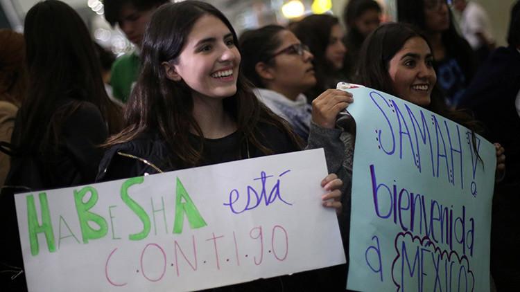EE.UU. cierra sus puertas y México recibe a su primera estudiante siria