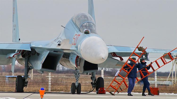 Putin ordena una inspección súbita de las Fuerzas Aéreas rusas