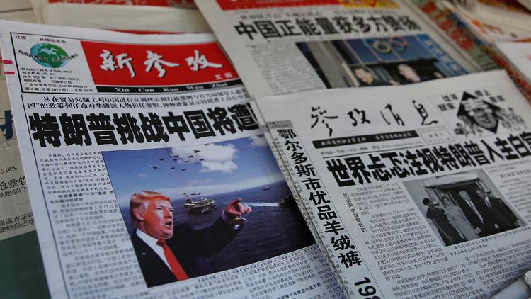 """""""Error de proporciones monumentales"""": ¿Trump quiere dividir a Rusia, China e Irán?"""