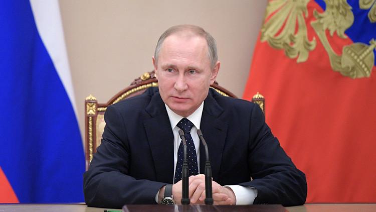Putin ratifica el acuerdo con Turquía sobre el gasoducto Turkish Stream