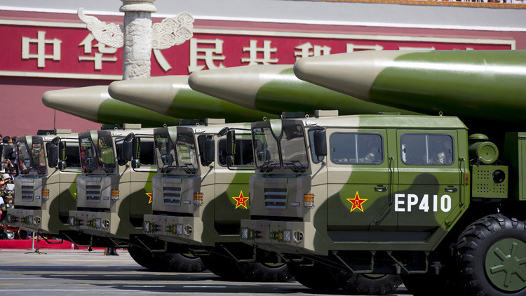 ¿Ensaya China cómo atacar con misiles las bases de EE.UU. en Asia?