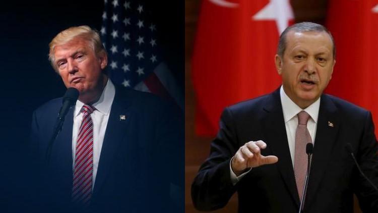 Trump reitera el apoyo de EE.UU. a Turquía en una conversación telefónica con Erdogan