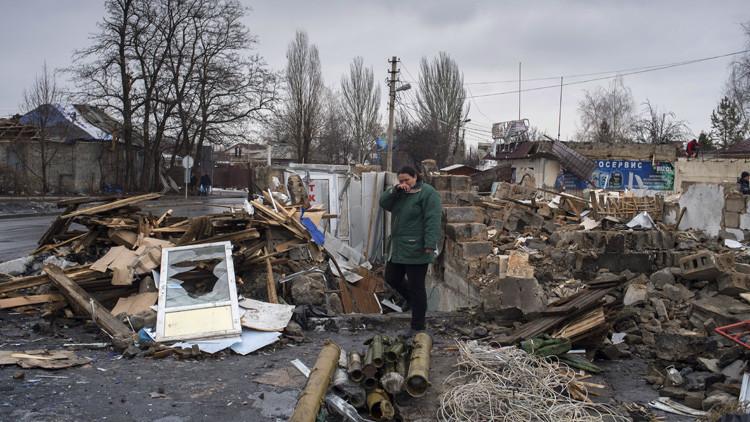 Lo último de la escalada del conflicto en el este de Ucrania