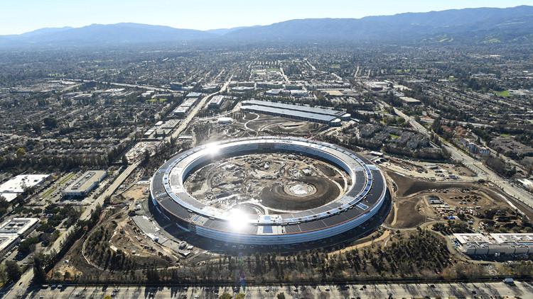 """Apple exige una sede con puertas sin umbral para que sus trabajadores """"no se distraigan"""""""