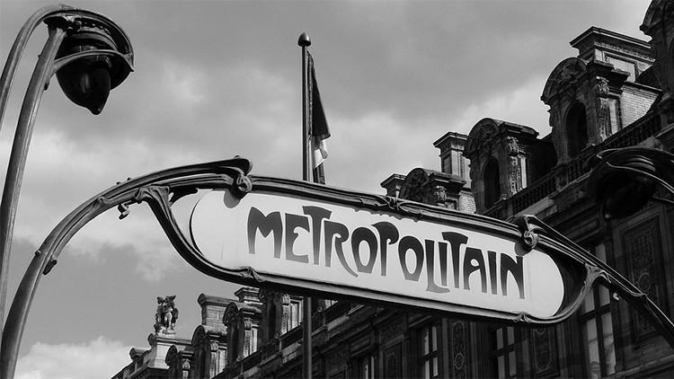 París: Evacúan a pasajeros tras una explosión en el metro
