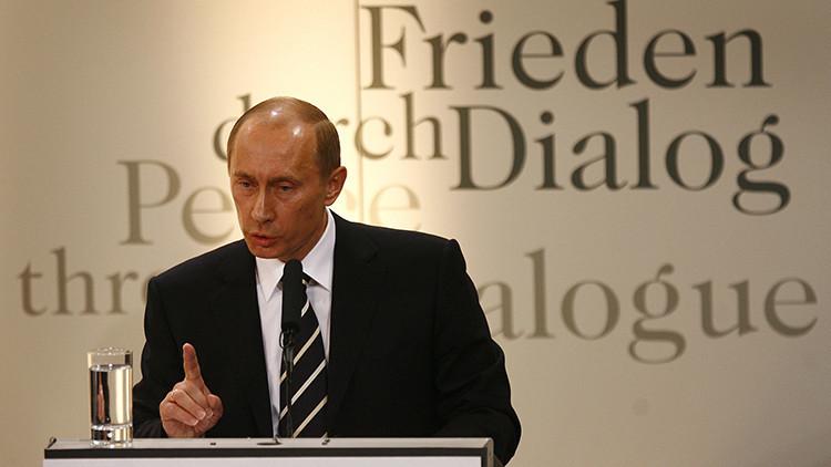 Diez años del discurso que marcó el comienzo de un mundo multipolar