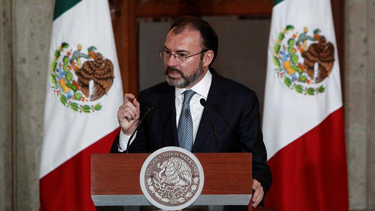 """Oficial: México y EE.UU. buscan resolver las diferencias de manera """"respetuosa y constructiva"""""""