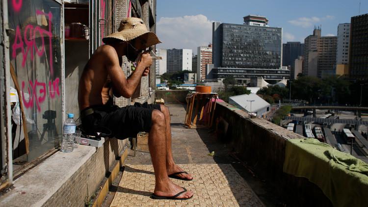 Desaparece hace cinco años en Canadá y reaparece caminando sin rumbo por Brasil