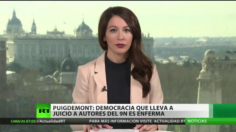 El juicio a Artur Mas por la consulta independentista de Cataluña entra en su recta final