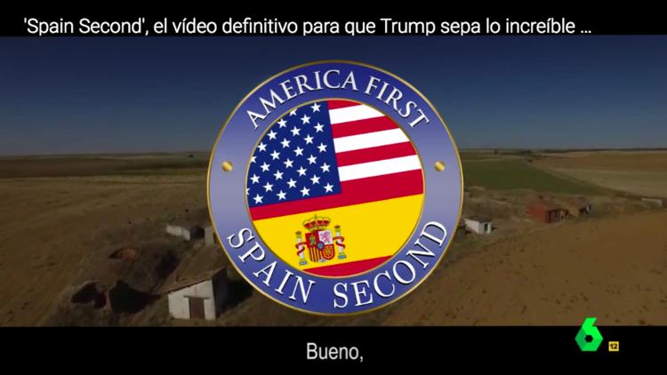 """""""America first, Spain second"""": España se dirige a Trump con este vídeo satírico"""
