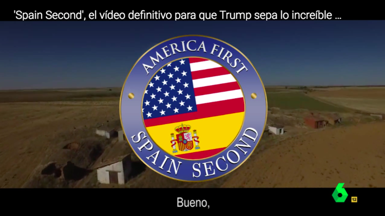 """America first, Spain second"": España se dirige a Trump con este vídeo satírico"