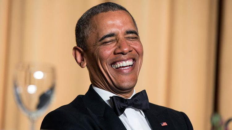 El exfotógrafo oficial de Barack Obama 'trolea' a Donald Trump en Instagram