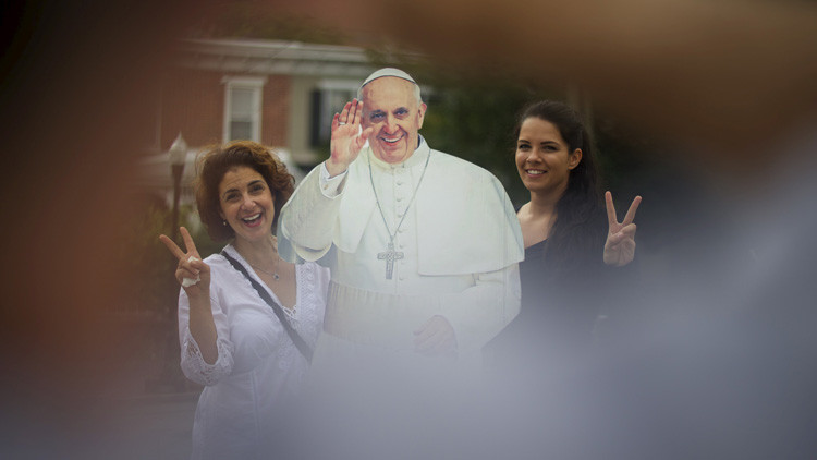 """Papa Francisco: """"La mujer no está para lavar los platos"""""""