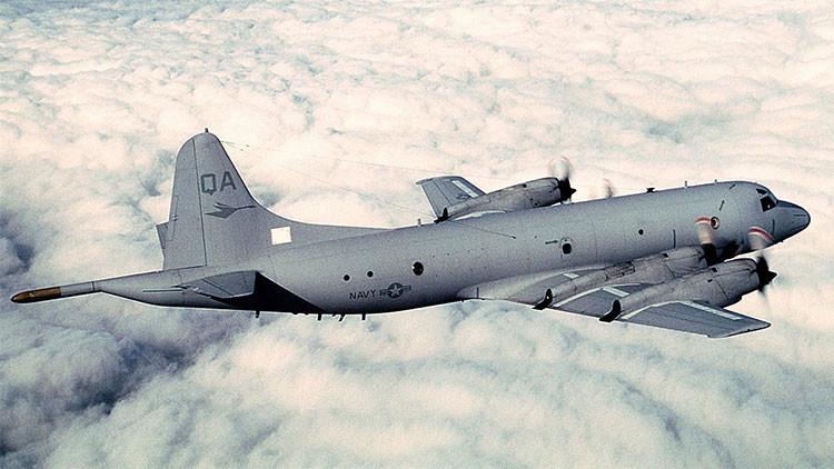 Aviones militares de China y EE.UU. se acercan sobre el Mar de la China Meridional