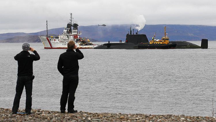 La flota de submarinos nucleares del Reino Unido, inoperativa