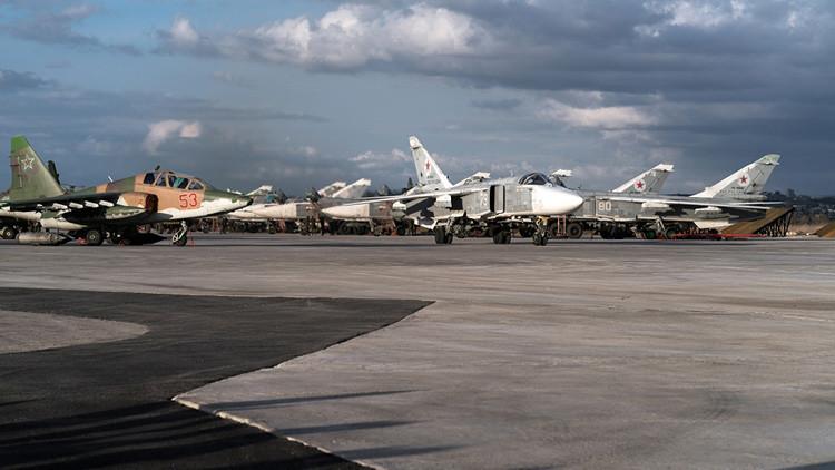 Moscú: La aviación rusa usó coordenadas de Turquía en el ataque en el que murieron soldados turcos