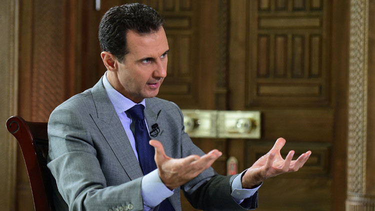 """Assad: """"El informe de Amnistía Internacional sobre las ejecuciones en Siria es falso"""""""