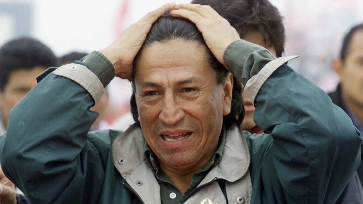 Perú anuncia una recompensa de 30.000 dólares por la captura del expresidente Alejandro Toledo