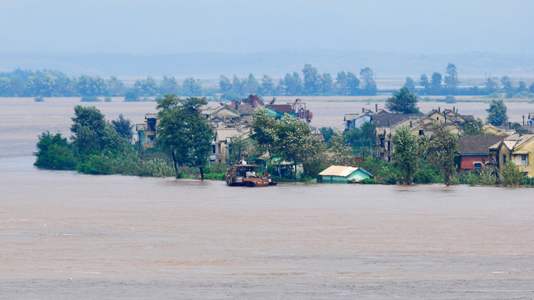 EE.UU. prestará ayuda humanitaria a una provincia de Corea del Norte que sufrió graves inundaciones