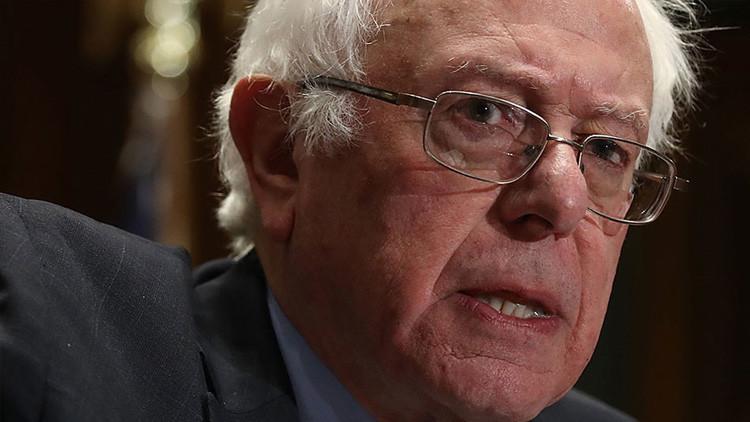 """Bernie Sanders arremete contra Trump: """"No entiende la Constitución ni la democracia"""""""
